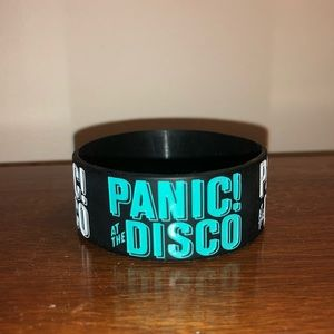 Panic! at the Disco Rubber Bracelet